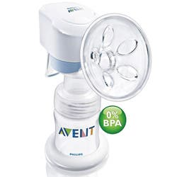 Philips AVENT SCF312/01 Single Electronic Breast Pump https://ak1.ostkcdn.com/images/products/P14022937.jpg?impolicy=medium