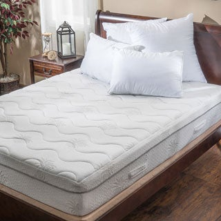 Christopher Knight Home 11-inch Full-size Aloe Gel Memory Foam Mattress