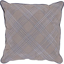 'Galcan' Down 18x18 Square Decorative Pillow