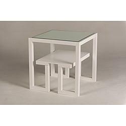 Jade End Table