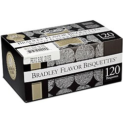 Bradley Smoker Pacific Blend Bisquettes (Case of 120)