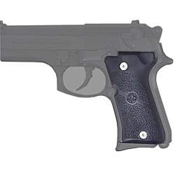 Hogue Beretta 92FS Compact Panel Style Wood Grip