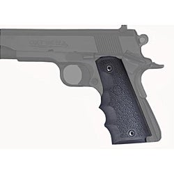Hogue Colt .45 Finger Grooved Rubber Grip