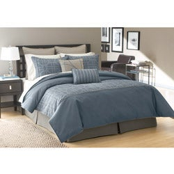 Telluride 8 Piece King Size Comforter Set Free Shipping