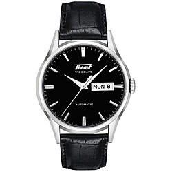 Tissot Men's Heritage Visodate Stainless Steel Automatic Watch