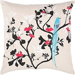 Hobs 22-inch Poly Decorative Pillow