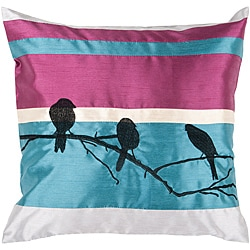 Hobs 18-inch Down Decorative Pillow