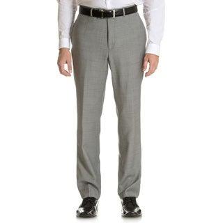 Tommy Hilfiger Men's Trim Fit Grey Sharkskin Wool Dress Pants|https://ak1.ostkcdn.com/images/products/P14068463jt.jpg?_ostk_perf_=percv&impolicy=medium