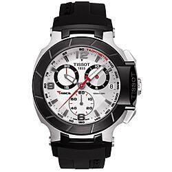 Tissot Men's 'T-Race' Chronograph Watch|https://ak1.ostkcdn.com/images/products/P14078298.jpg?impolicy=medium