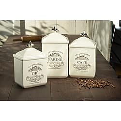 American Atelier Maison 3-piece Canister Set https://ak1.ostkcdn.com/images/products/P14084643.jpg?impolicy=medium