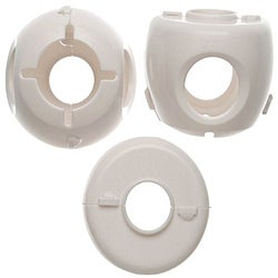 Safety 1st Grip n' Twist Door Knob Covers (Pack of 9)