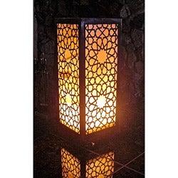Alabaster Cordoba Lamp (Egypt)
