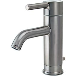 price pfister contempra kitchen faucet shop price pfister contempra single handle brushed nickel lavatory faucet free shipping today 130
