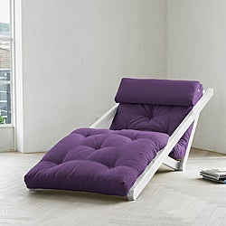 Figo Fresh Purple Futon
