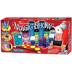 Poof-Slinky Spectacular 100 Trick Magic Show Kit