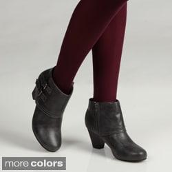 Sam Amp Libby Women S Burnett Buckle Boots Free Shipping