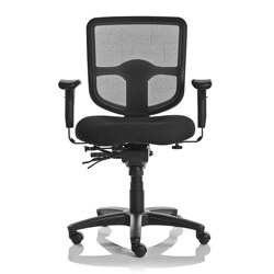 Baja Ergonomic Multifunction Task Chair with Seat Slider