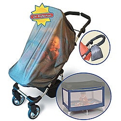 Jolly Jumper Solarsafe Stroller Playard Net
