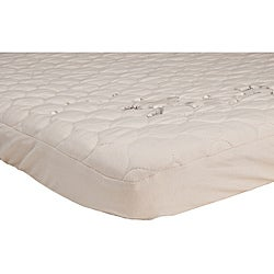 Greenbuds Heirloom Cradle Organic Cotton Mattress Protector