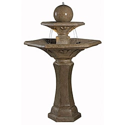 Triton Outdoor Floor Fountain