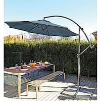 Coolaroo 10' Cantilever Umbrella Terracotta