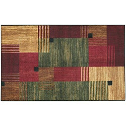 Alliance Multi Blocks Rug (2'6 x 3'10)