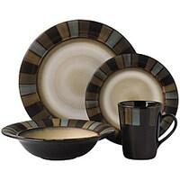 Shop Pfaltzgraff Everyday Taos Stoneware 16-piece Dinnerware Set ...
