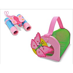 Melissa & Doug Bella Butterfly Bug Collector Set