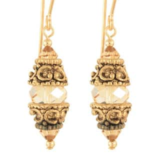 'Messopatamian Palace' Earrings https://ak1.ostkcdn.com/images/products/P14138853a.jpg?impolicy=medium