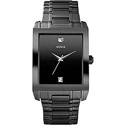Guess Men's Stainless Steel Watch