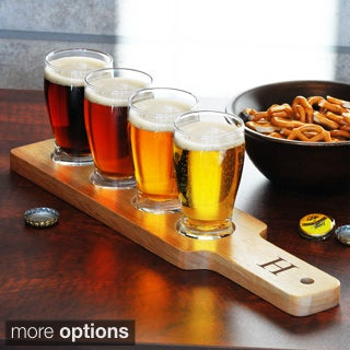 Personalized Beer Flight Sampler