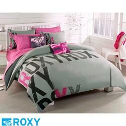 Thumbnail 1, Roxy Express Full/Queen-size 3-piece Duvet Cover Set.