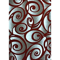 Generations Rust Clave Rug (5'2 x 7'2)