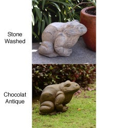 Handmade Volcanic Ash Contented Toad (Indonesia)