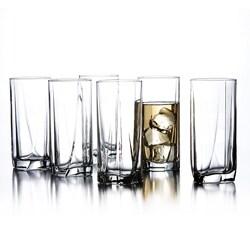 Style Setter 'Luna' Hi-ball Glasses (Set of 6)