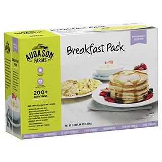 Augason Farms Breakfast Pack