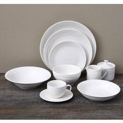 Oneida Verve 53 Piece Dinnerware Set Free Shipping Today