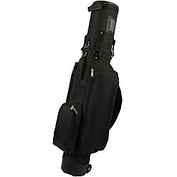 Co-Pilot Standard Edition Black Nylon Hybrid Golf Travel Bag