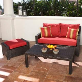 RST Brands 'Cantina' 3-piece Outdoor Furniture Set