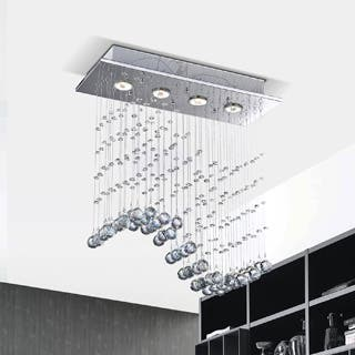 Crystal Wave 4-light Ceiling Chandelier|https://ak1.ostkcdn.com/images/products/P14206455p.jpg?impolicy=medium