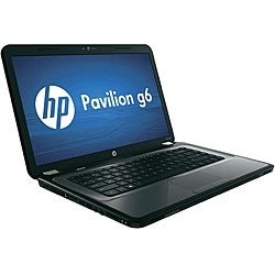 HP Pavilion g6-1c58dx 2.3GHz 500GB 15.6-inch Laptop (Refurbished) - Thumbnail 0