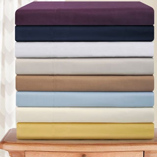 Superior 1000 Thread Count Wrinkle Resistant Cotton Blend Duvet Cover Set