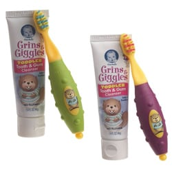 Gerber Grins and Giggles Toddler Tooth and Gum Cleanser