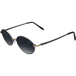Xezo Men's Cruiser 100 Titanium Polarized Sunglasses