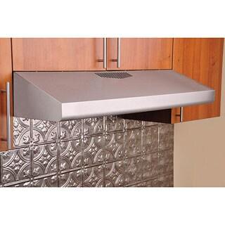 KOBE Brillia CHX30 Series 30-Inch Stainless-Steel Under Cabinet Range Hood