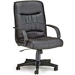OFM Synthetic Leather High Back Chair