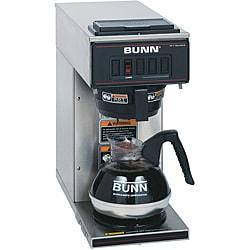 BUNN VP17-1SS 1-warmer Pourover Coffee Brewer