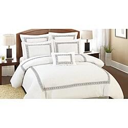 Ramsey Soft Brushed 7-piece King-size Comforter Set - Thumbnail 0