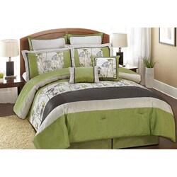 Bristol 8-piece Comforter Set - Thumbnail 0