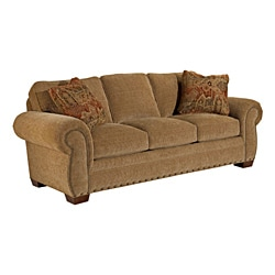 Broyhill Casey Bark Queen Sofa Sleeper - Free Shipping ...